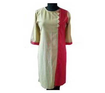 Buttersilk Stiched Kurti