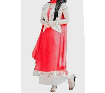 Unstiched Cotton Party Dress