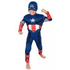 Captain America ড্রেস ফর কিডস বাংলাদেশ - 7838782