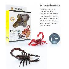 Remote Control Innovation Scorpion Toy