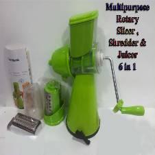 Multifunctional Fruit And Vegetable Slicer Shredder & Juicer