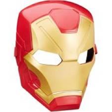Iron man LED  ফেস মাস্ক ফর কিডস