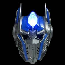 Transformer Mask LED ফেস মাস্ক ফর কিডস
