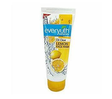 Everyuth Lemon ফেস ওয়াস - ১০০মিলি. (ইন্ডিয়া)