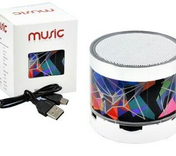 Portable mini Bluetooth speaker