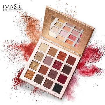 Imagic 16 colors of Glitter Eyeshadow Palette