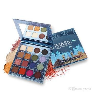 Imagic 16 Colors Eyeshadow Palette