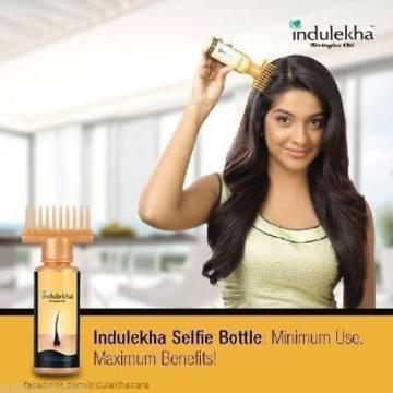 Indulekha Bringha Hair Oil - 100ml(India)