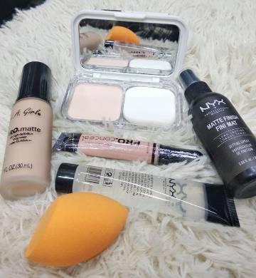 Women Makeup Package-6Pcs