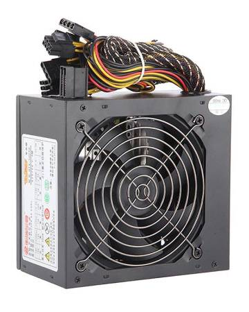 GameMax 550W Power Supply For PC-Silver