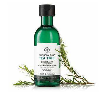 The body shop Tea Tree 250ml (UK)