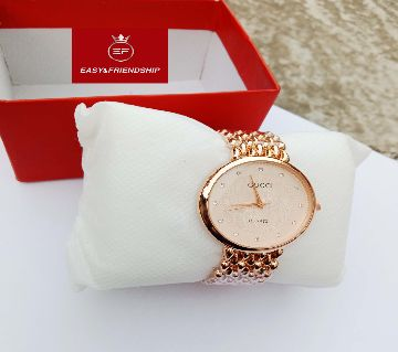Gucci Ladies Analogue Dial Wrist Watch with Box (copy)