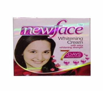 New face skin whitening cream (Pakistan)