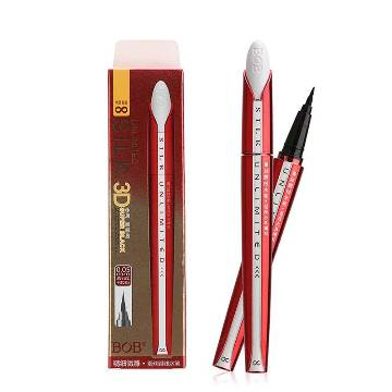 Bob Silk Unlimited Eyeliner Gel Pen 3D Liquid Eye Liner Pencil Super Black