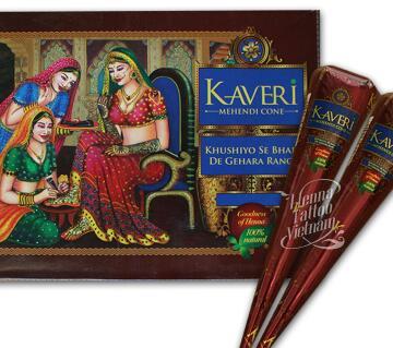 Kaberi Mehedi - 2 pcs (India)