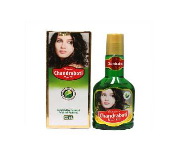 Chandraboti Hair Oil Treatment - 120ml - India