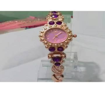 Ladies Stylish Wrist Watch