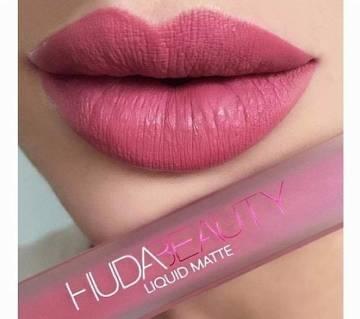 Huda beauty লিকুইড ম্যাট লিপস্টিক- ১ পিস (USA)