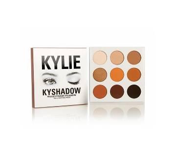 KYLIE KYSHADOW Eye shadow 9 colors