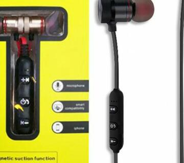 sport sound stereo bluetooth earphone