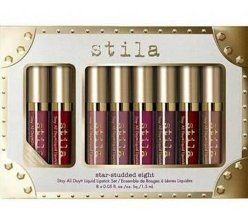 Stila liquid matte lipstick - 8pcs (UK)