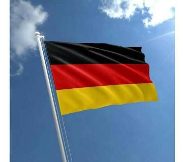 Germany ন্যাশনাল ফ্ল্যাগ - ৫ ফুট