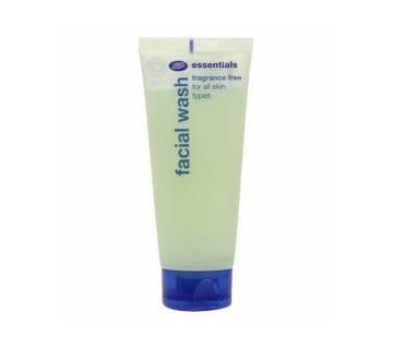 Essentials facial wash 150ml (UK)