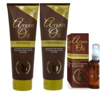 Argan Oil Hair Treatment (UK)