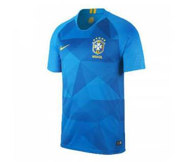 2018 World Cup Brazil Away Jersey