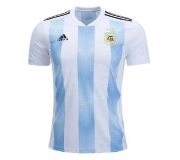 2018 World Cup Argentina Home Jersey -Copy