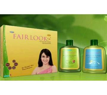 Fair Look Whitening Cream - 100ml (2 pcs) Pakistan