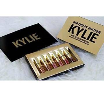 Kylie liquid matte lipstick set