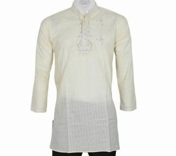 Gents Boishakhi Cotton Punjabi