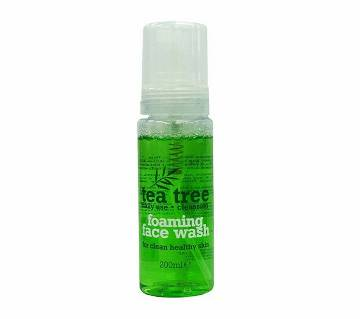 Tea Tree Foaming Face Wash - 200ml (Malaysia)