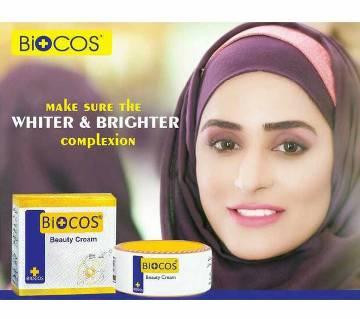 BIOCOS Emergency Whitening Beauty Cream - 30 gm