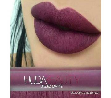 Huda beauty Liquid Matte Lipstick - 1pc (USA)