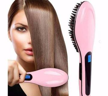 Simply Straight Ceramic Hair Straightener Brush
