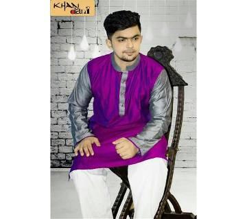 সিল্ক কটন পাঞ্জাবি