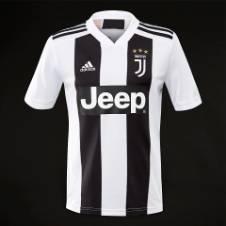 2018-19 JUVENTUS Half Sleeves Club Jersey Copy