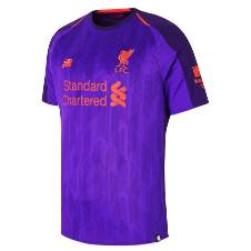 Liverpool Short Sleeves Home Jersey