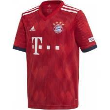 Bayern Munich Short Sleeve Home Jersey 2018-19 Copy