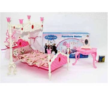 Frozen Furniture Toy Set for Kids