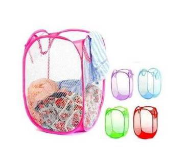 Foldable Pop Up Dirty Clothes Storage Bag