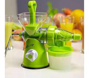 Manual Hand Fruit Juicer
