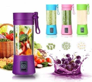 High quality Mini Rechargeable Manual Juicer - 1 Piece