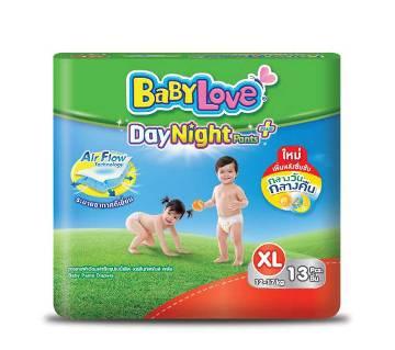 Baby Love-DayNight Pants Plus -Regular Pack-13pcs