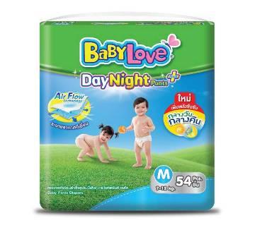 Baby Love-DayNight Pants Plus -Jumbo Pack-54pcs