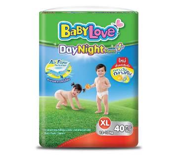 Baby Love-DayNight Pants Plus -Jumbo Pack-40pcs