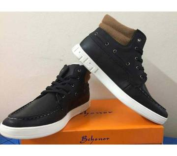 Behonor High Neck Casual Sneakers