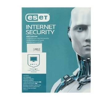 ESET Internet Security 2017 - 1 User